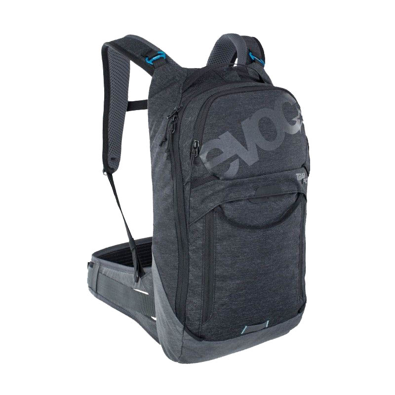 Backpack Trail Pro 10 litri black - carbon grey size S/M