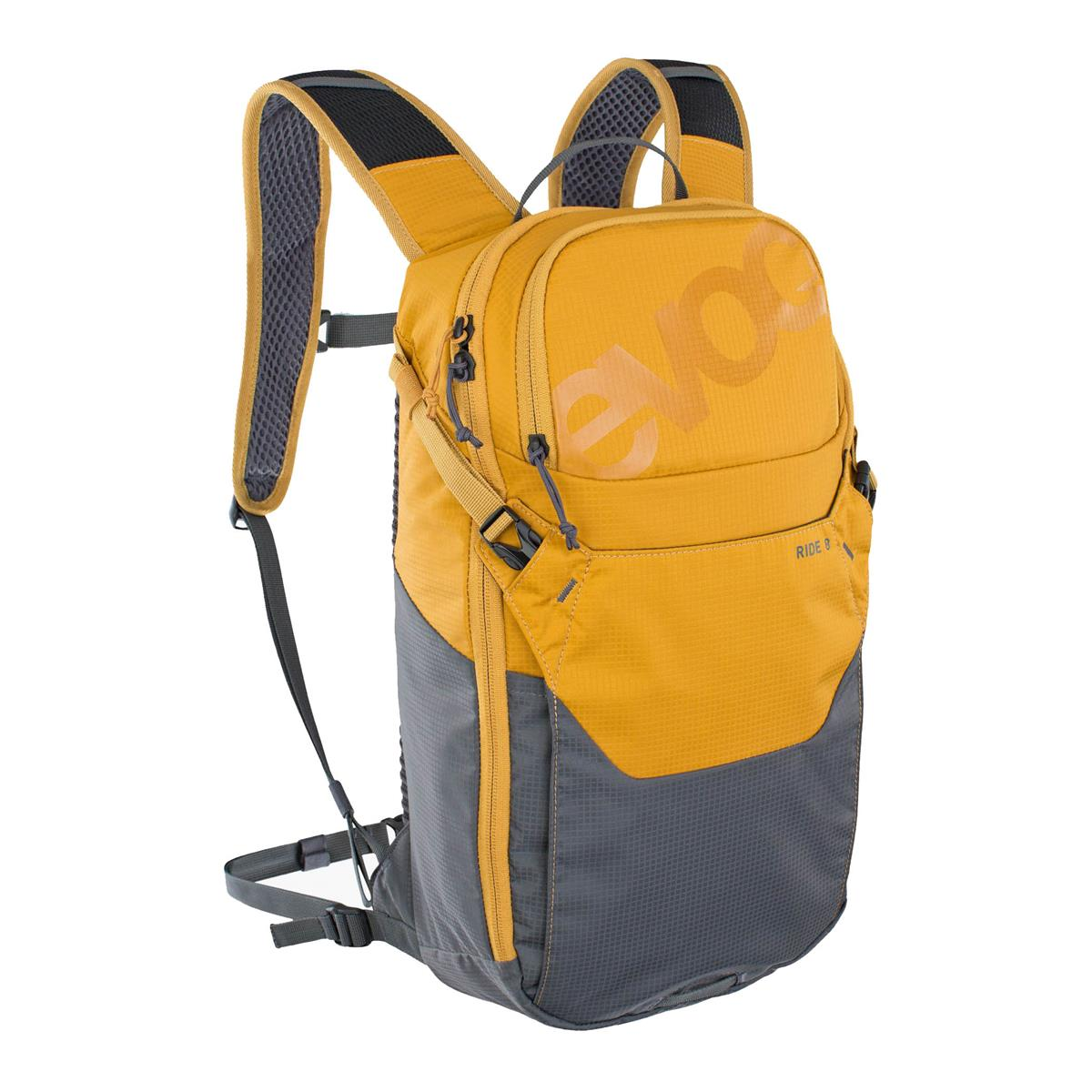 Backpack Ride 8lt loam / carbon grey