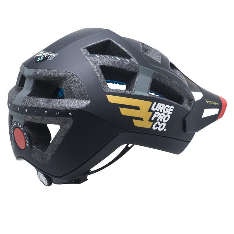 MTB Helmet OAK Black//Grey WAG Dirt all mountain
