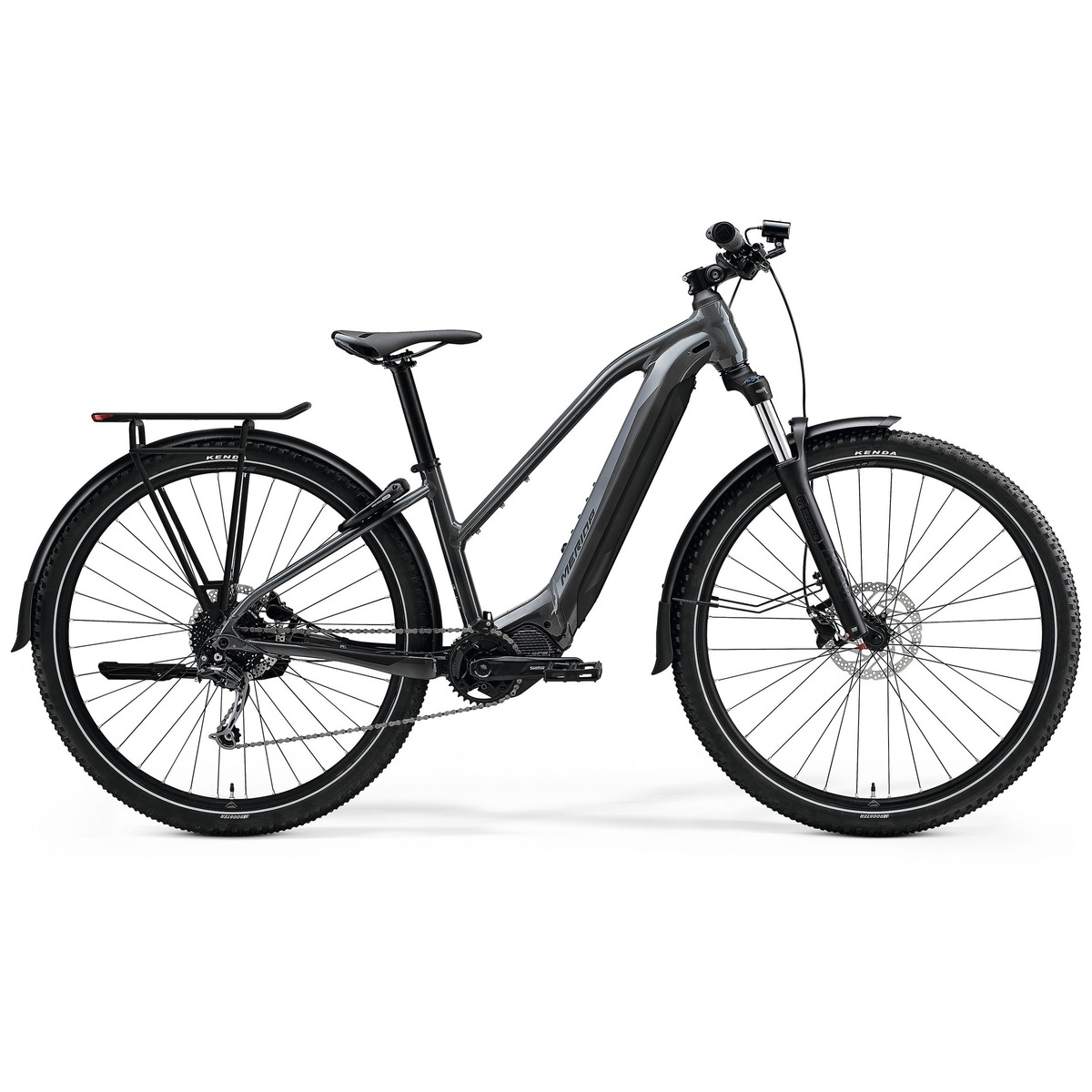 eBIG.TOUR 400 EQ 29'' 100mm 10s 630Wh Shimano EP8 Grey 2021 Size 38