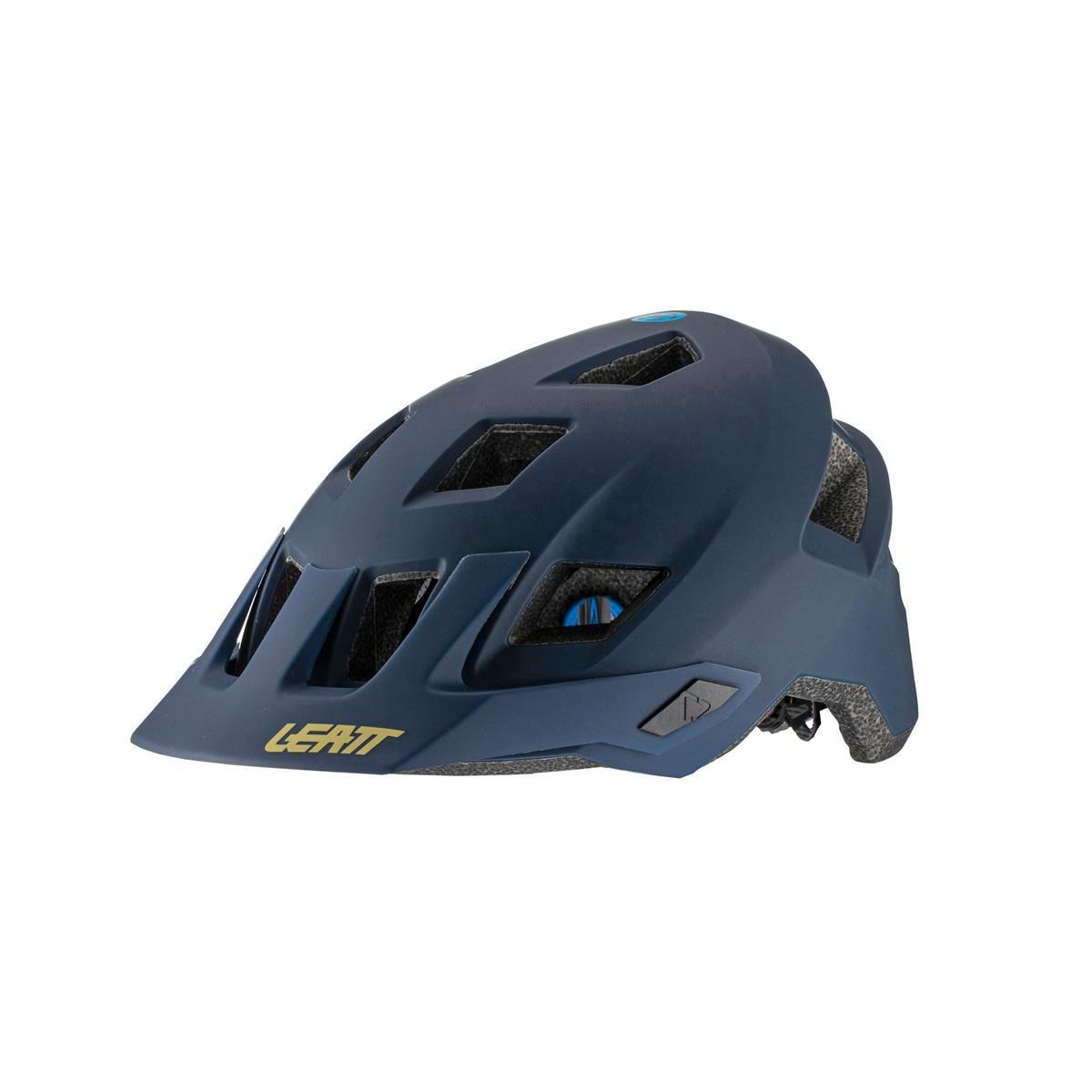 Helmet MTB 1.0 Turbine Technology Blue Size S (51-55cm)