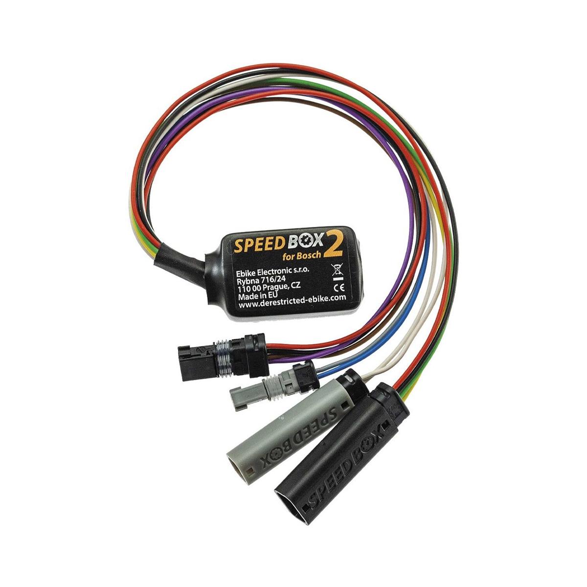 Speed Unblocker Kit 2.0 Bosch Until 2019