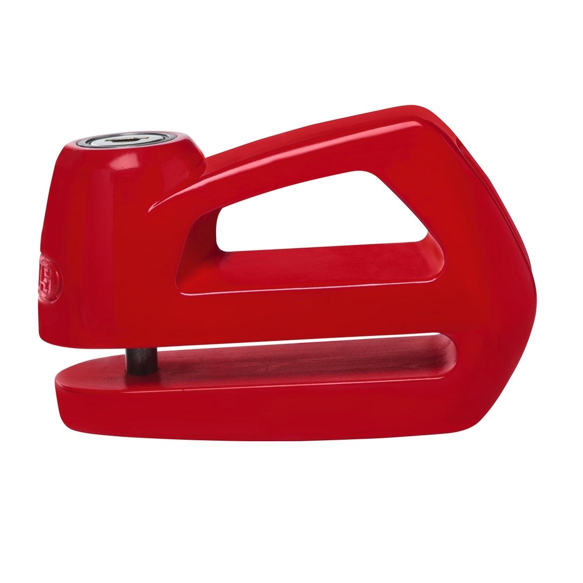 Bloccadisco Element 285 perno 5mm - Rosso