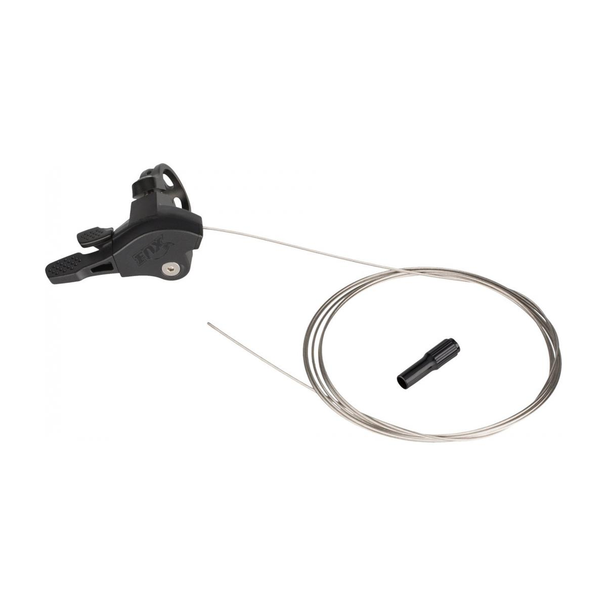 Left-hand remote control FIT4 two positions single cable