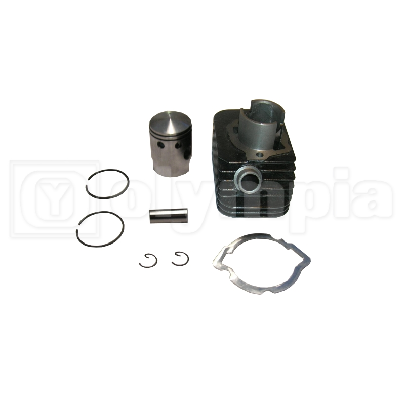 Kit cilindro Piaggio Ciao - Si - Bravo spinotto ø 10 mm