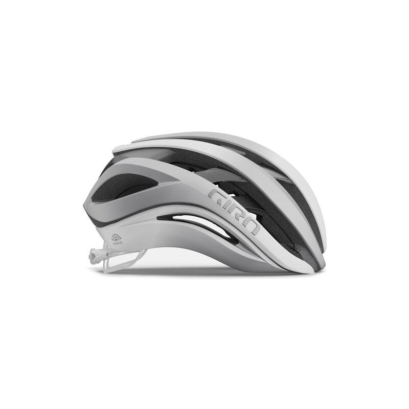 Casco Aether Spherical Bianco Opaco / Silver 2021 Taglia S (51-55cm)