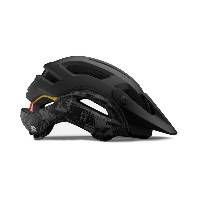Helmet Manifest Spherical Black Hypnotic 2021 Size S (51-55cm)