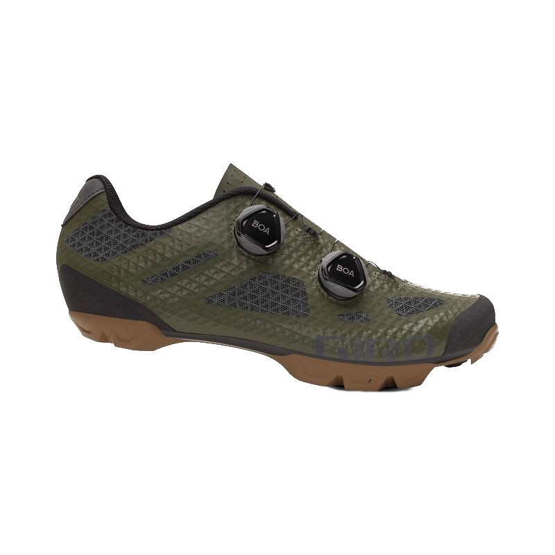 MTB Shoes Sector Green Size 39