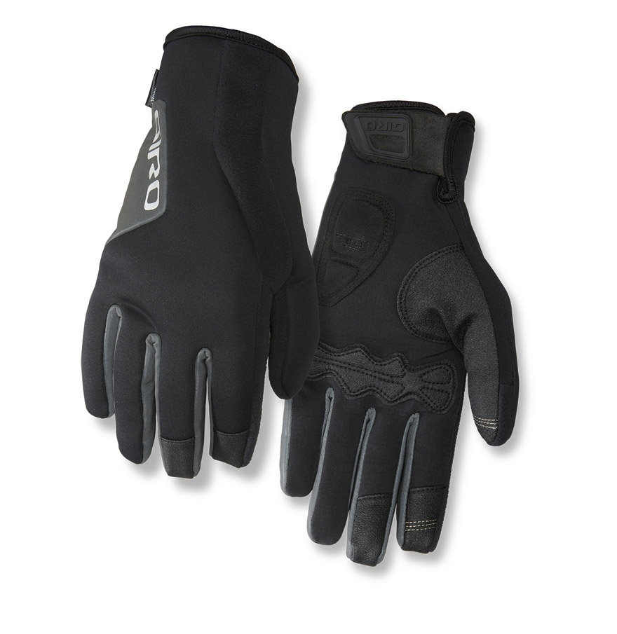 Winter Gloves Ambient 2.0 Black 2021 Size S