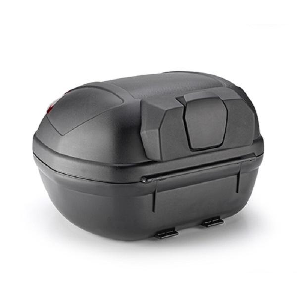 E196 Polyurethane backrest (black) for E340 Vision top case
