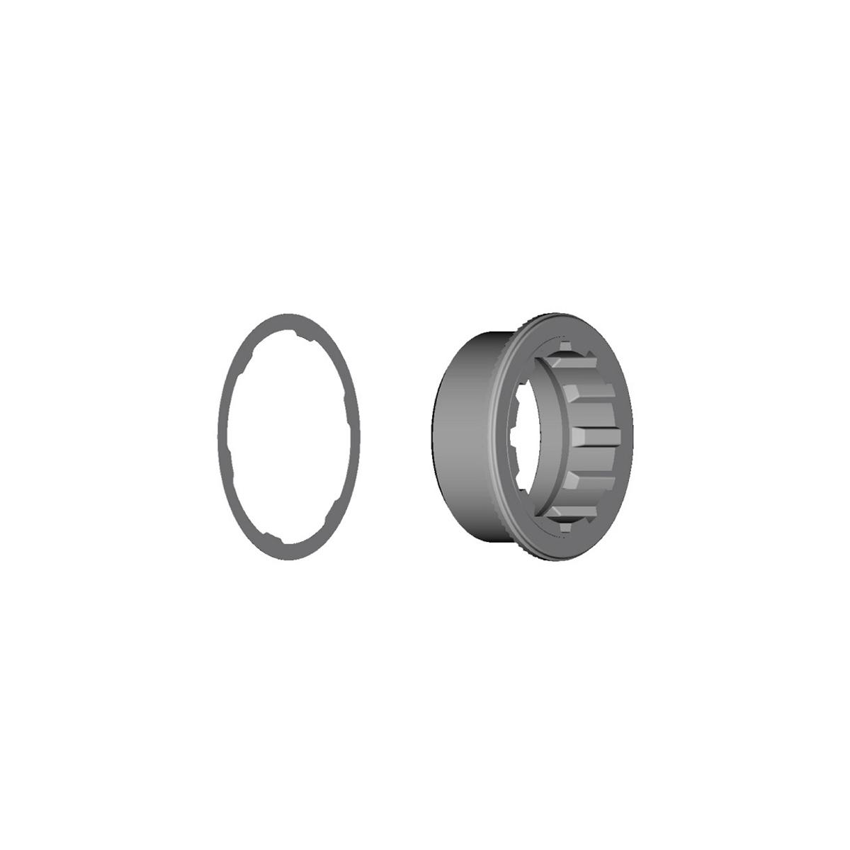Lock ring e spessore per cassetta pignoni XT / SLX 12v