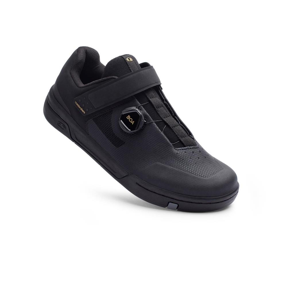 MTB Shoes Stamp Boa Flat Black/Gold Size 37