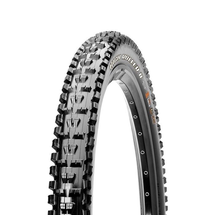 Copertone High Roller II 27.5x2.60 EXO Tubeless Ready Nero