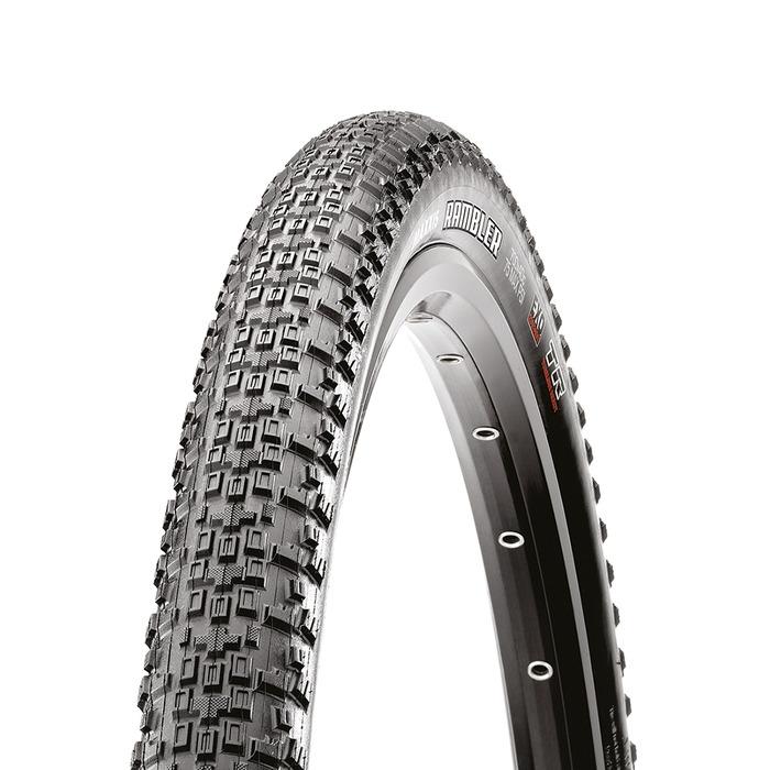 Tire Rambler 700x38c EXO Tubeless Ready Black/Para