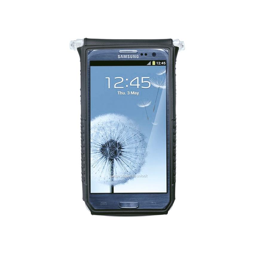 Custodia SmartPhone Drybag 5'' Impermeabile Schermi da 4'' a 5'' Nero