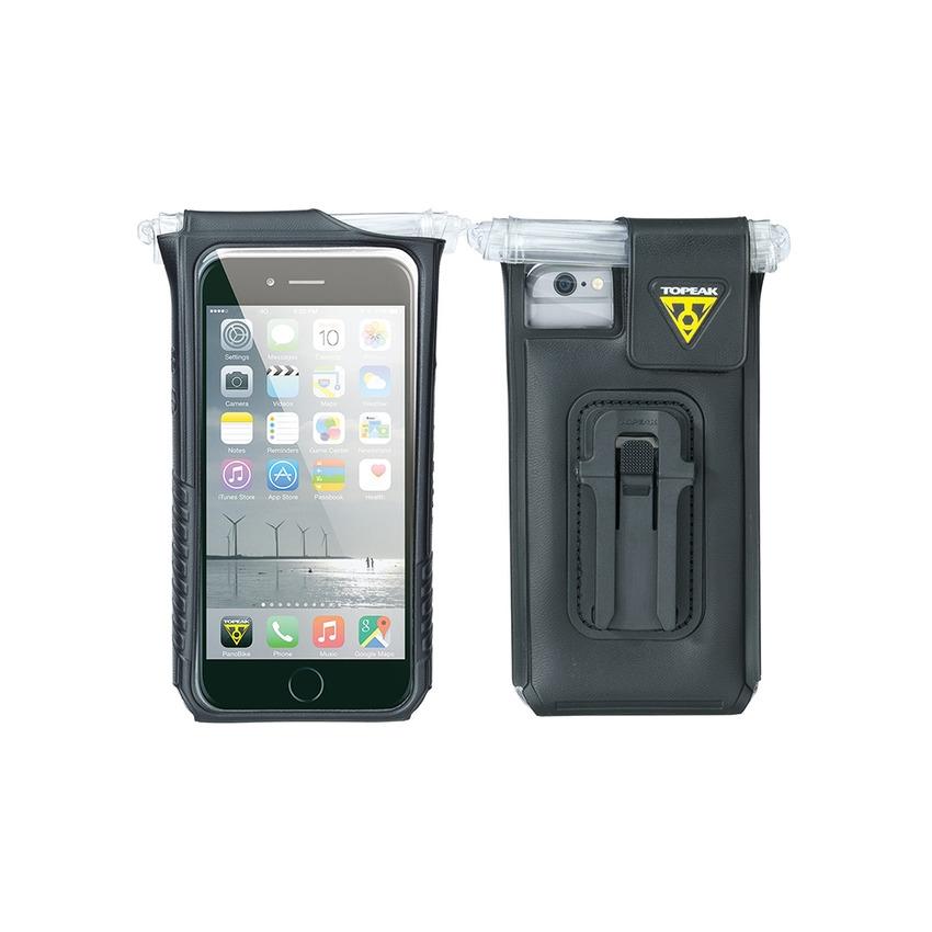 Custodia SmartPhone DryBag Impermeabile per iPhone 6/6S/7/8 Nero