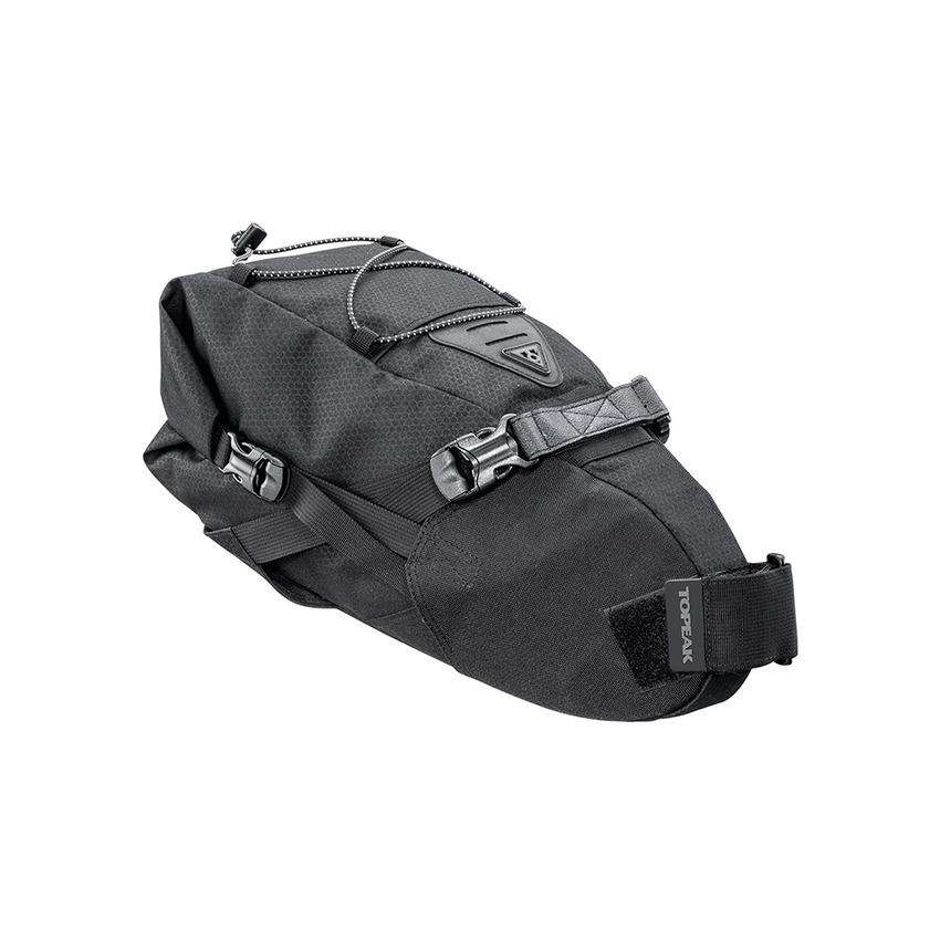 Saddle Bag BackLoader 6L Waterproof Black