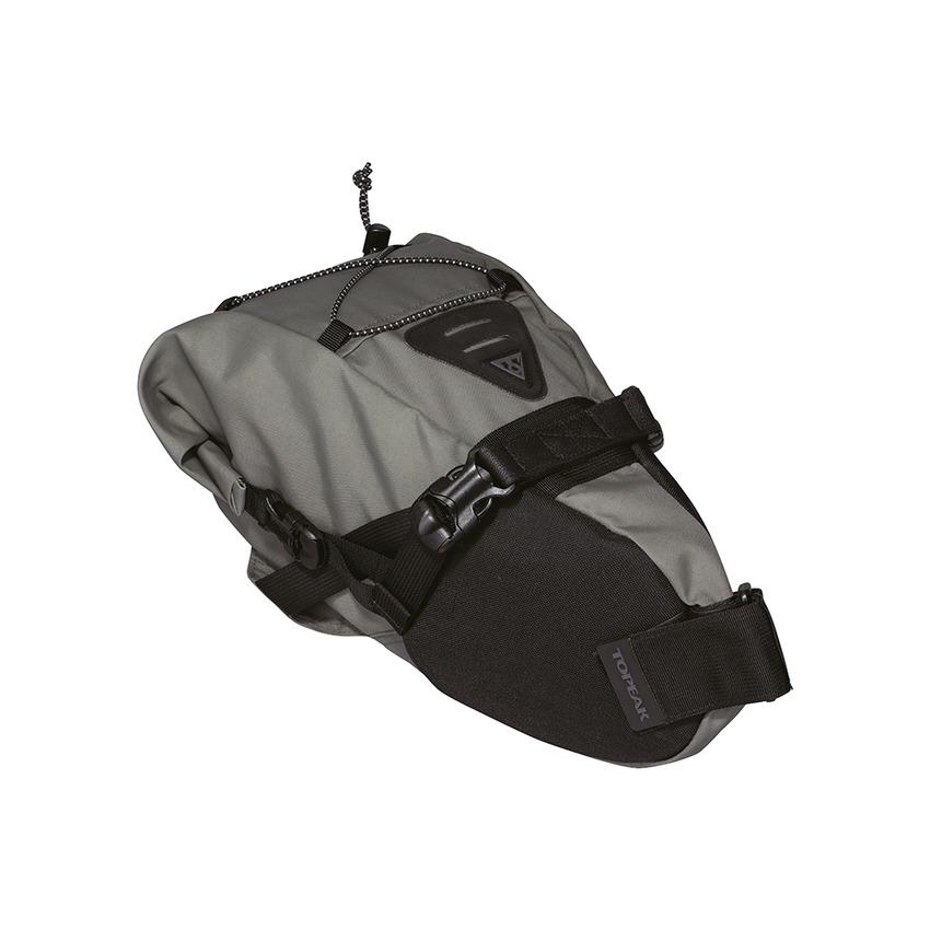 Saddle Bag BackLoader 6L Waterproof Green