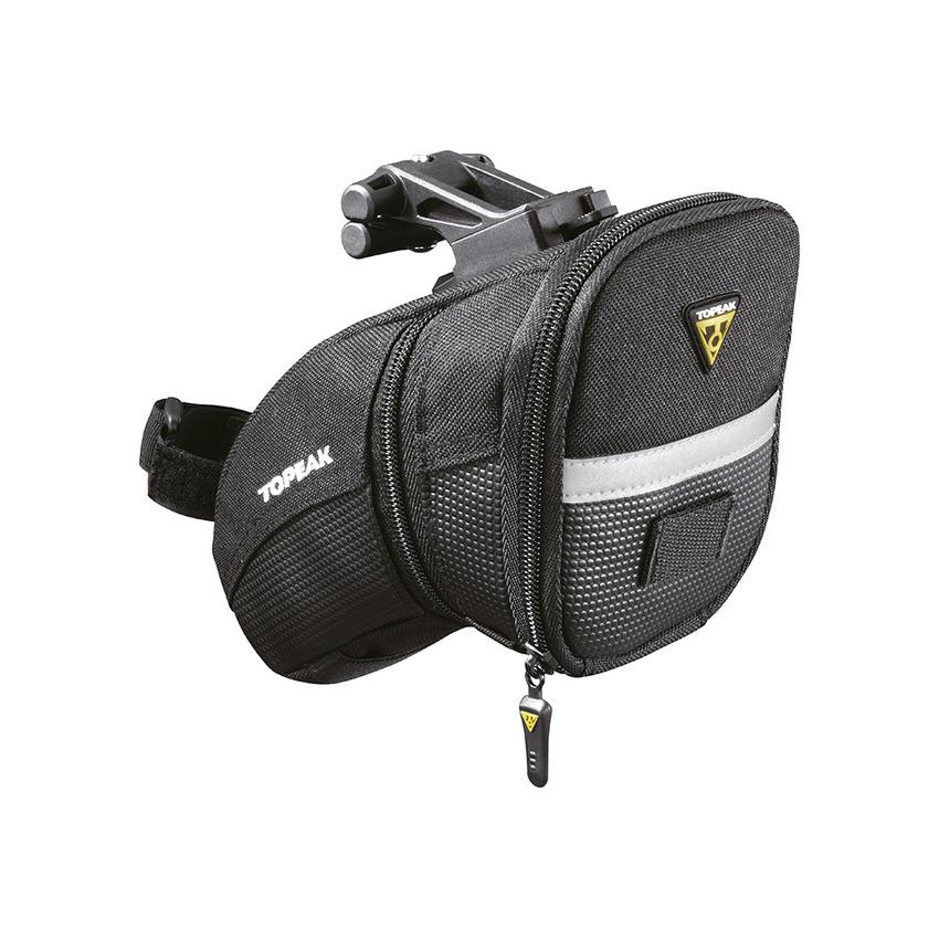 Saddle Bag Aero Wedge Pack Medium 0.98-1.31L Fixer F25 QuickClick