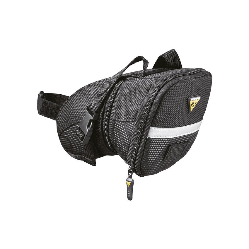 Saddle Bag Aero Wedge Pack Medium 0.98-1.31L Strap Mount
