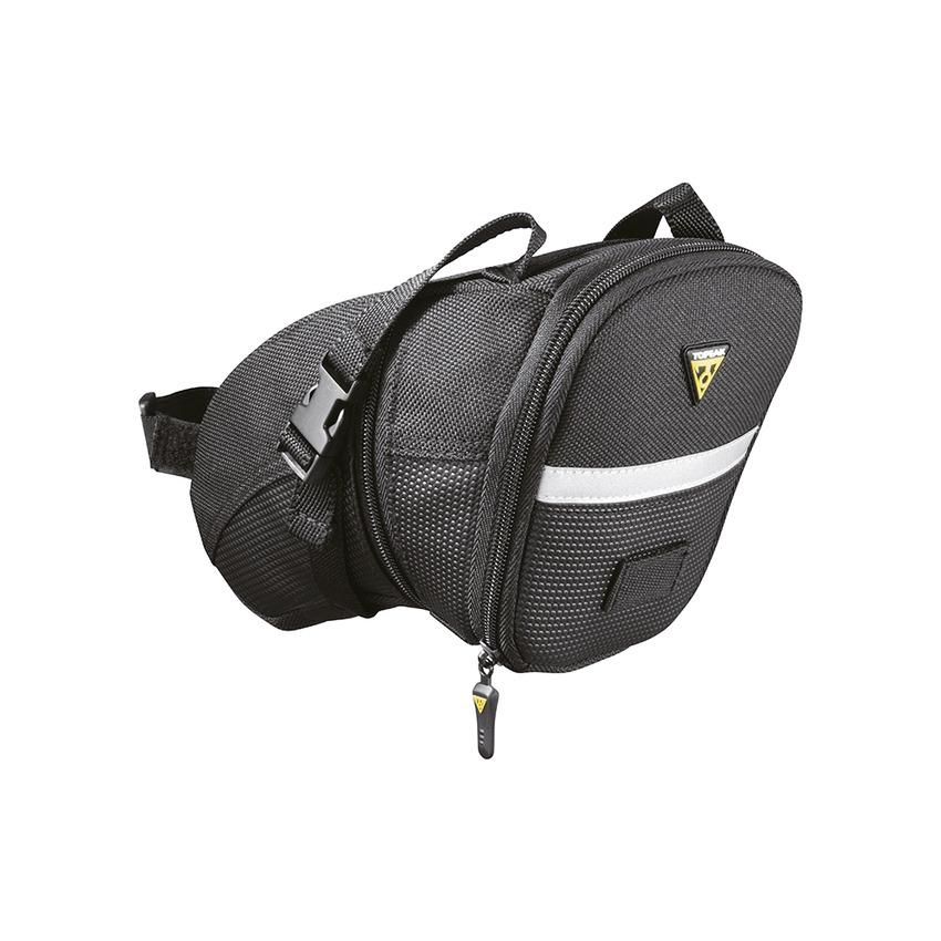 Saddle Bag Aero Wedge Pack Large 1.48-1.97L Strap Mount