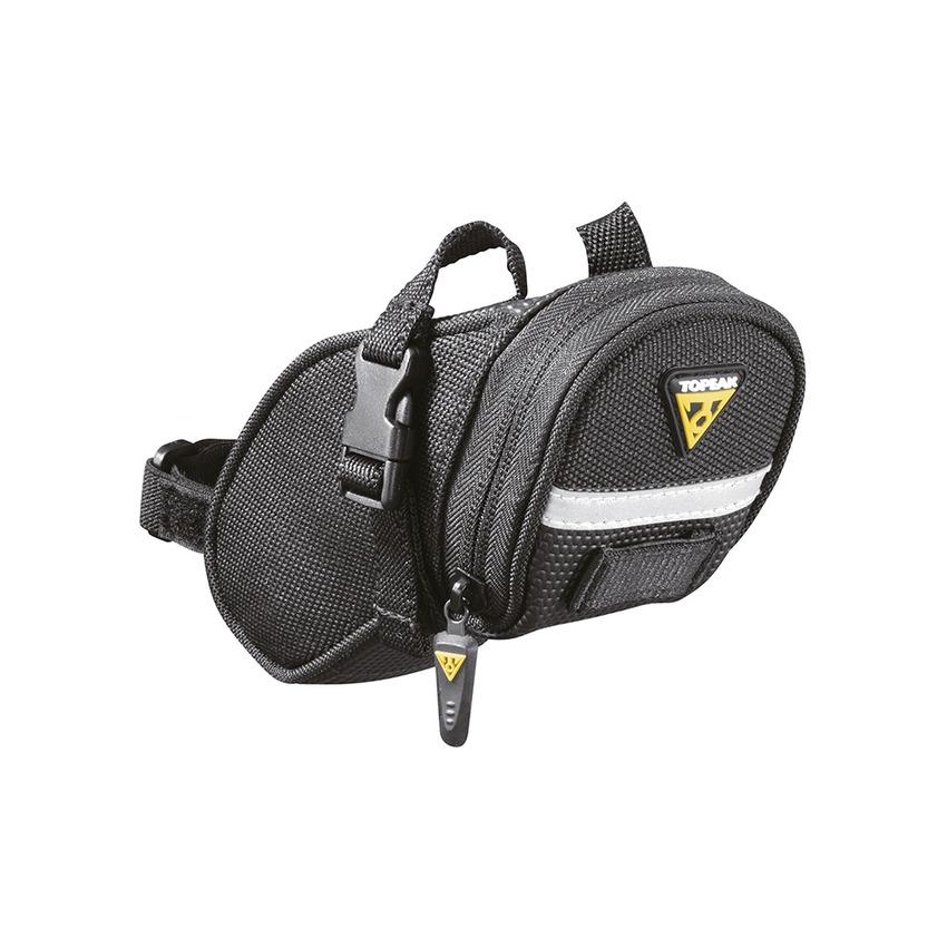 Borsello Sottosella Aero Wedge Pack Micro 0,41L Cinturino a Strappo