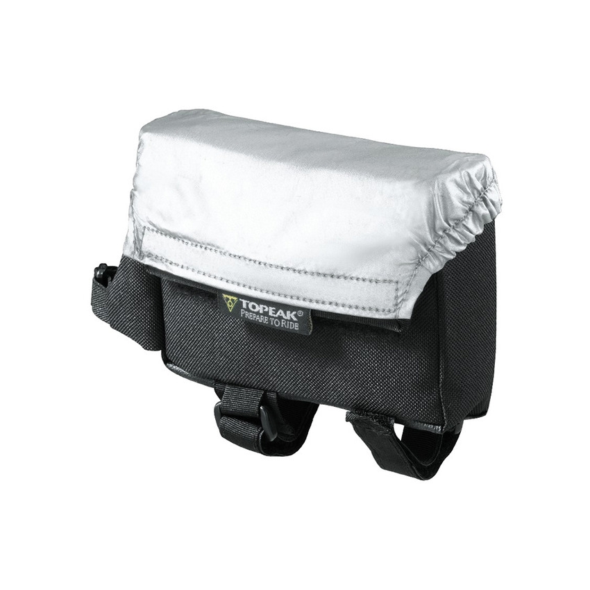 Top Tube Bag TriBag All Weather 0.6L with Rain Cover