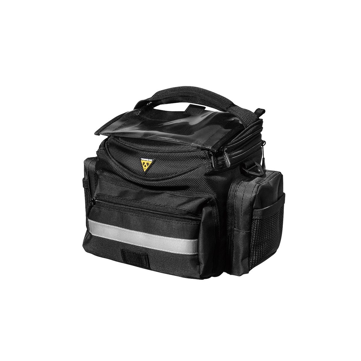 Borsa al Manubrio TourGuide Handlebar Bag 5L Attacco Fixer 8 QuickClick