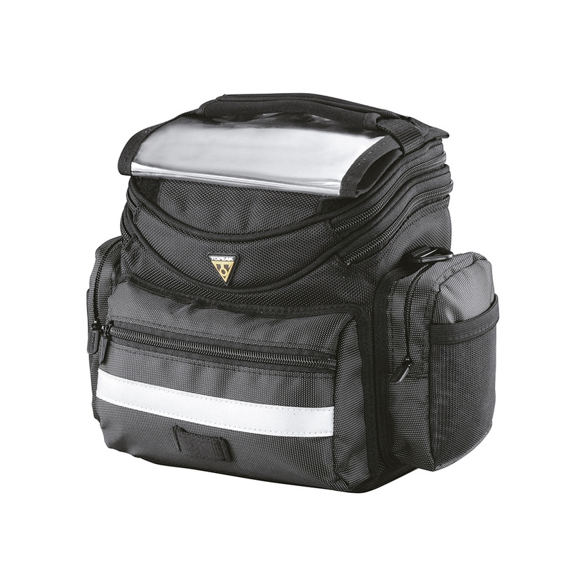 TourGuide Handlebar Bag 5L Fixer 8e QuickClick Mount E-Bike Compatible