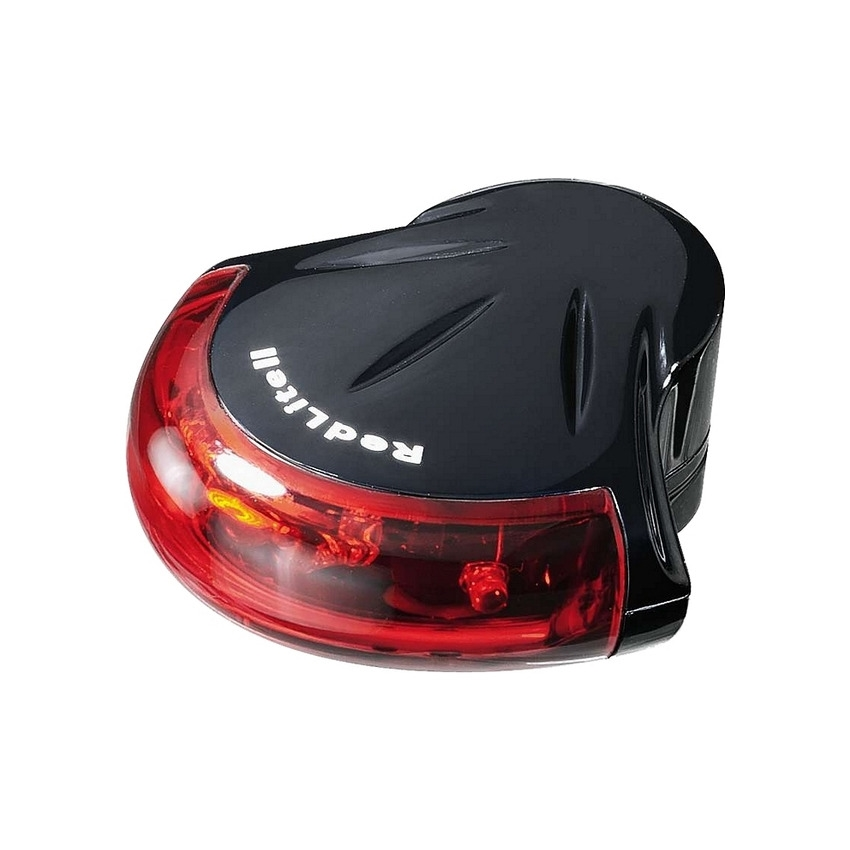 Fanalino Posteriore a Led Rosso RedLite II 4 LED