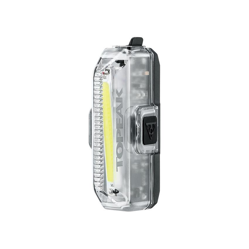 Fanalino Anteriore WhiteLite Aero USB 110 lumens 1W Cob Led