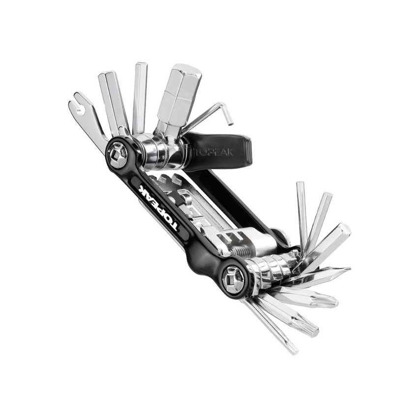 Multitool Mini 20 Pro 23 functions Black with Tool Bag