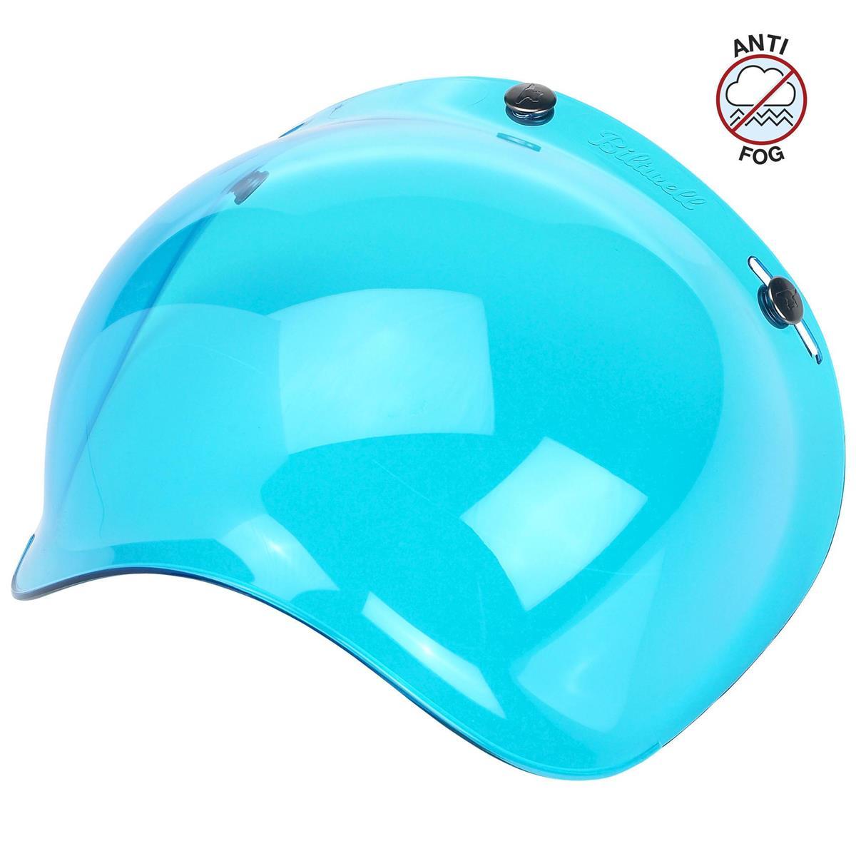 Bubble Shield Anti-Fog 3 Snap Blue