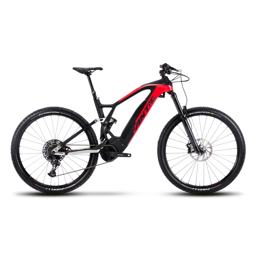 XTF 1.5 Carbon 150mm 29'' 12s Brose S-Mag 720wh size S red 2021