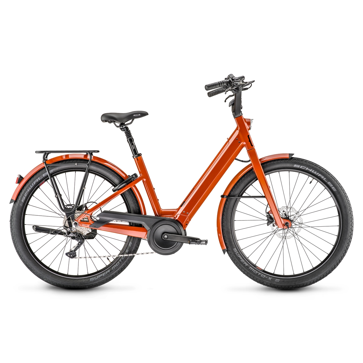 Lundi 27.1 27.5'' 10s 400Wh Bosch Orange 2021 One Size