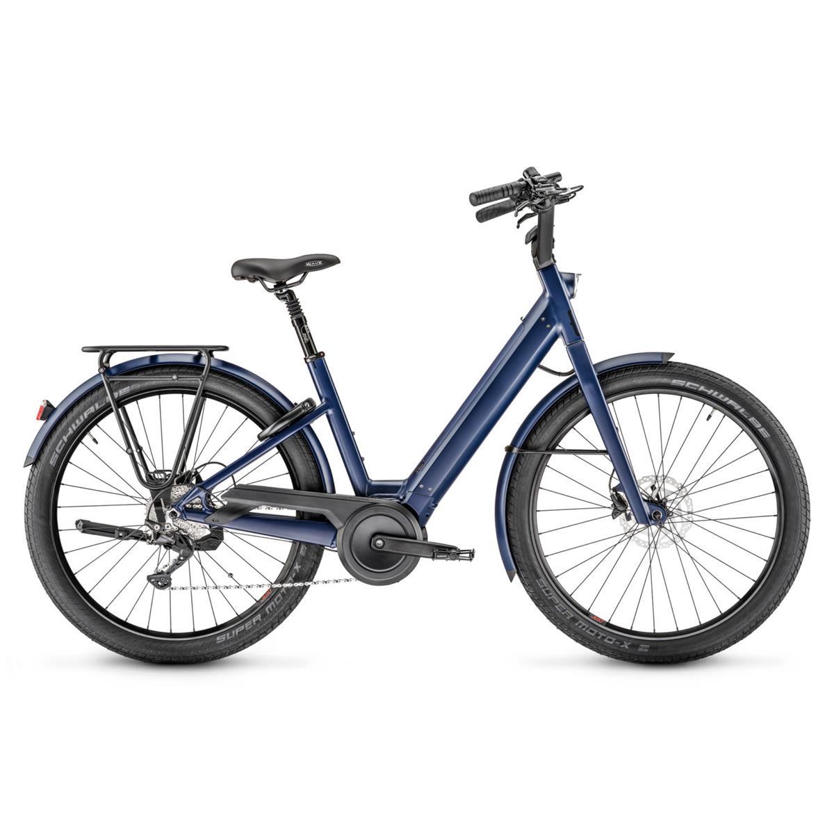 Lundi 27.1 27,5'' 10v 400Wh Bosch Blu 2021 Taglia Unica