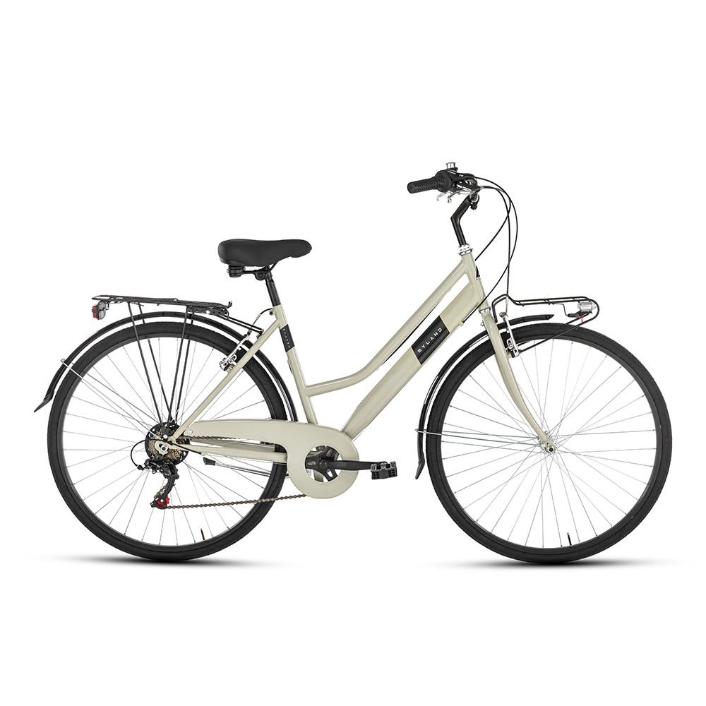 City bike 28'' 6v Donna Grigio Taglia 46