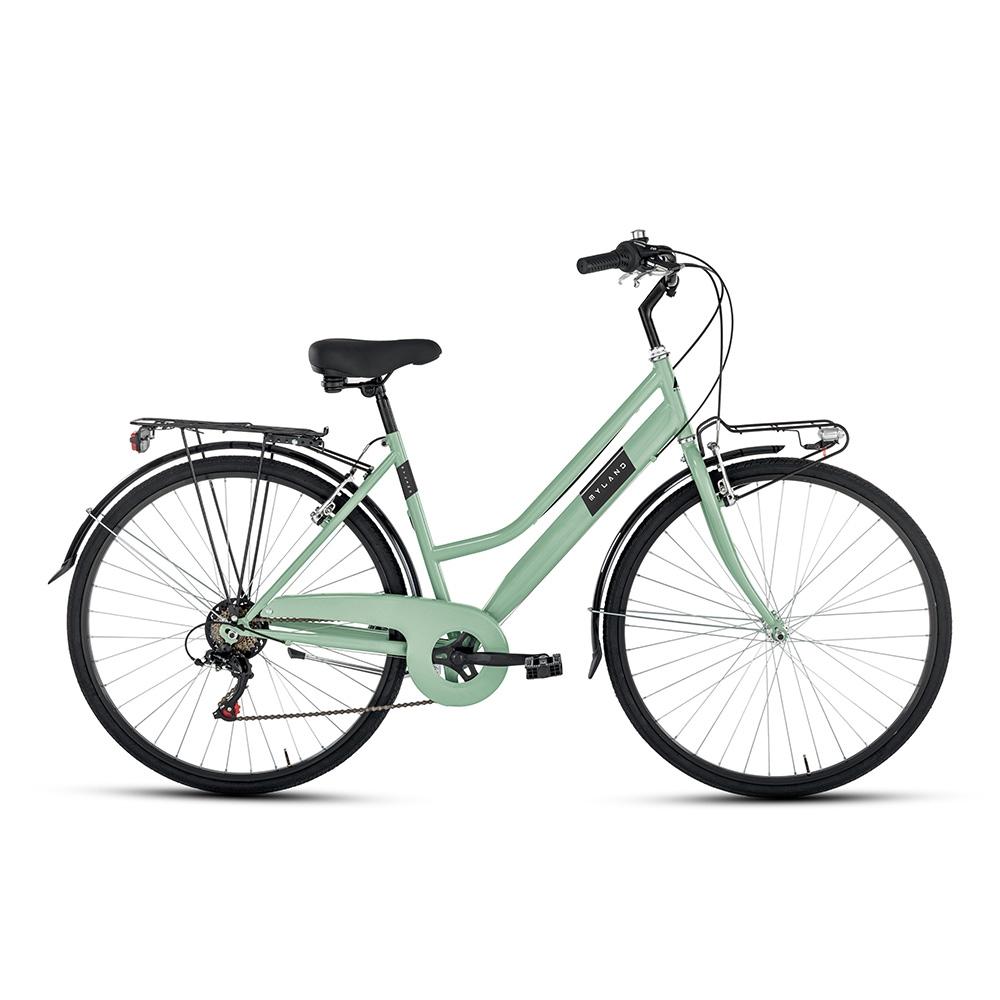 City bike 28'' 6s Woman Green Size 46
