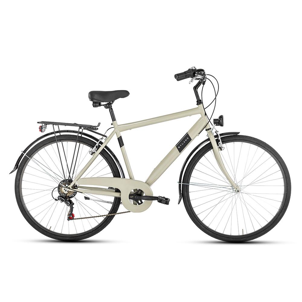 City bike 28'' 6v Uomo Grigio Taglia 50