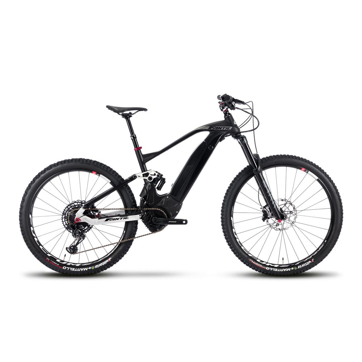 Integra XMF 1.7 Carbon 29''/27.5'' 170mm 12s 720wh Brose S-Mag Black 2021 Size S/39