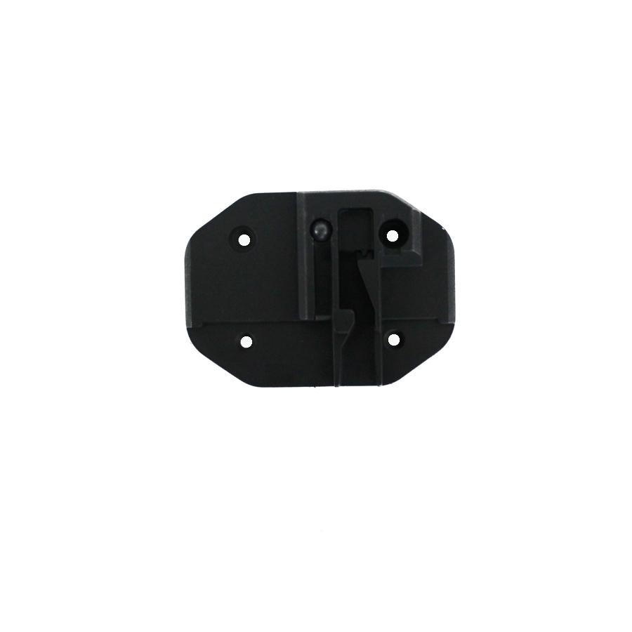 Abus battery holder for i600wh battery on AllMtn 6 / 7 / SE from 2021 models