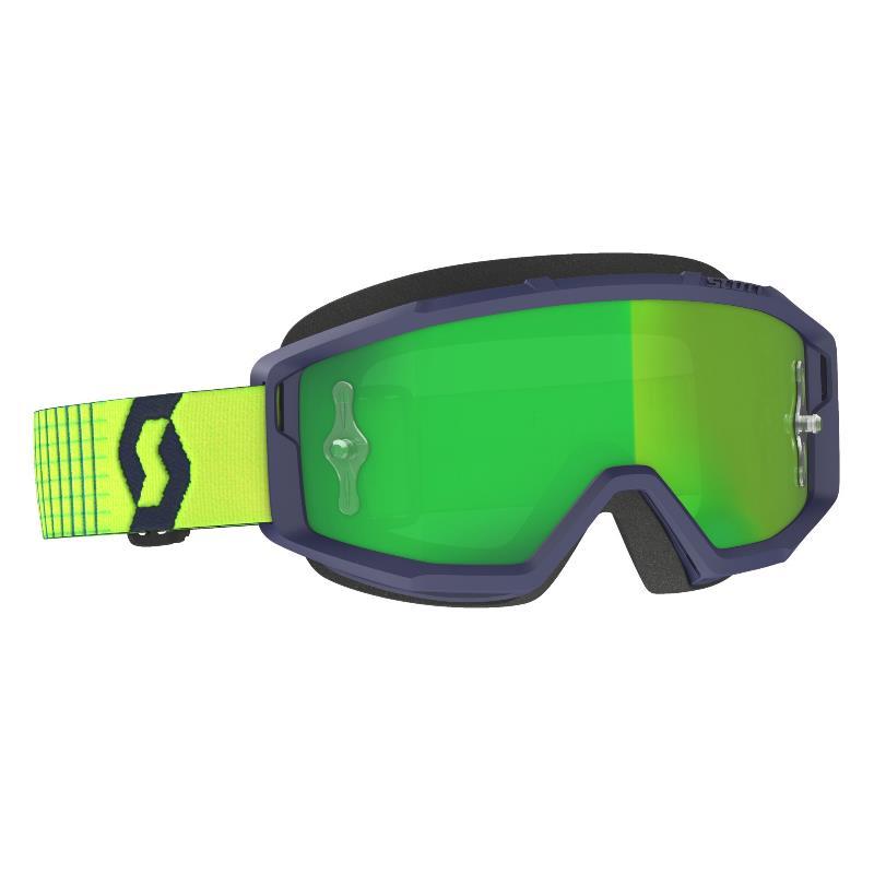 Maschera Primal lente Green Chrome Works