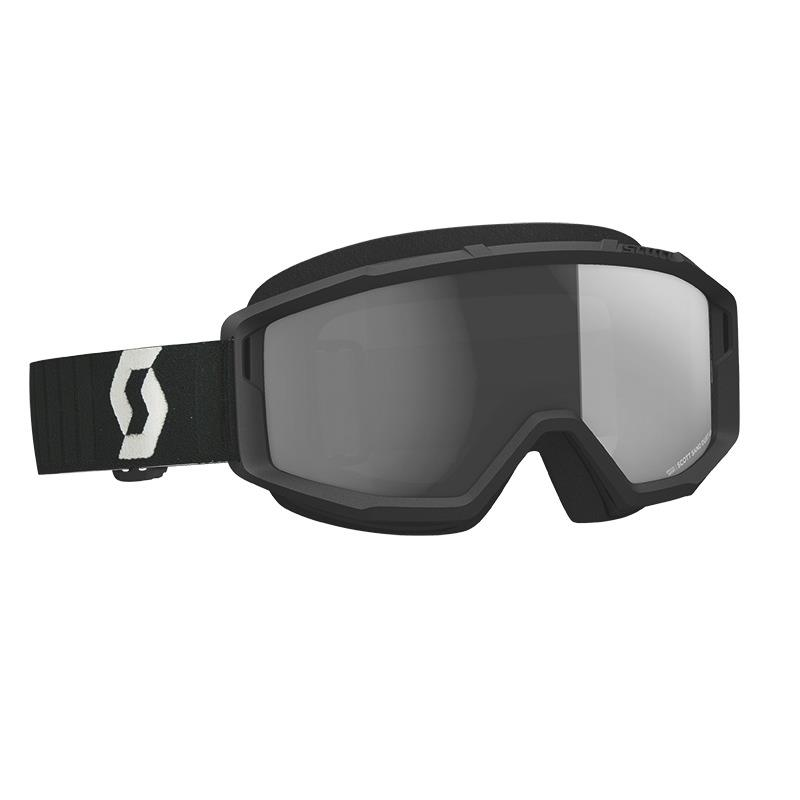 Goggle Primal Sand Dust Dark Grey lens black Motor