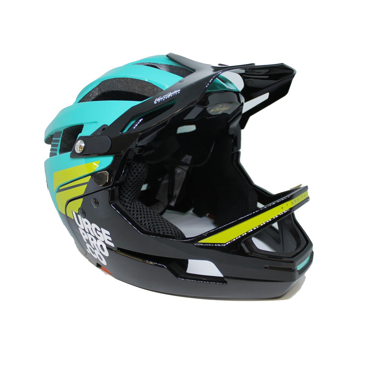 Full face helmet Gringo de la Pampa light blue size S/M (55-58)