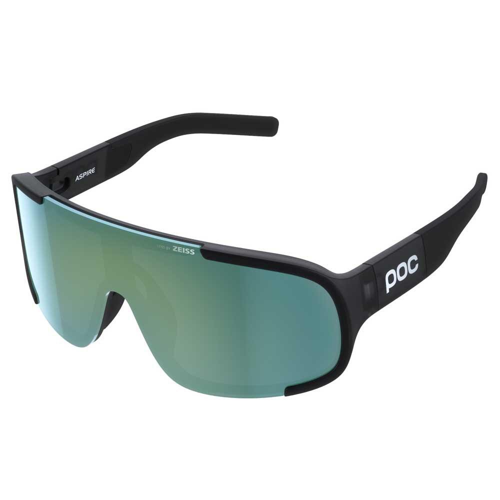 Occhiali Aspire Performance Black lente Grey / Deep Green