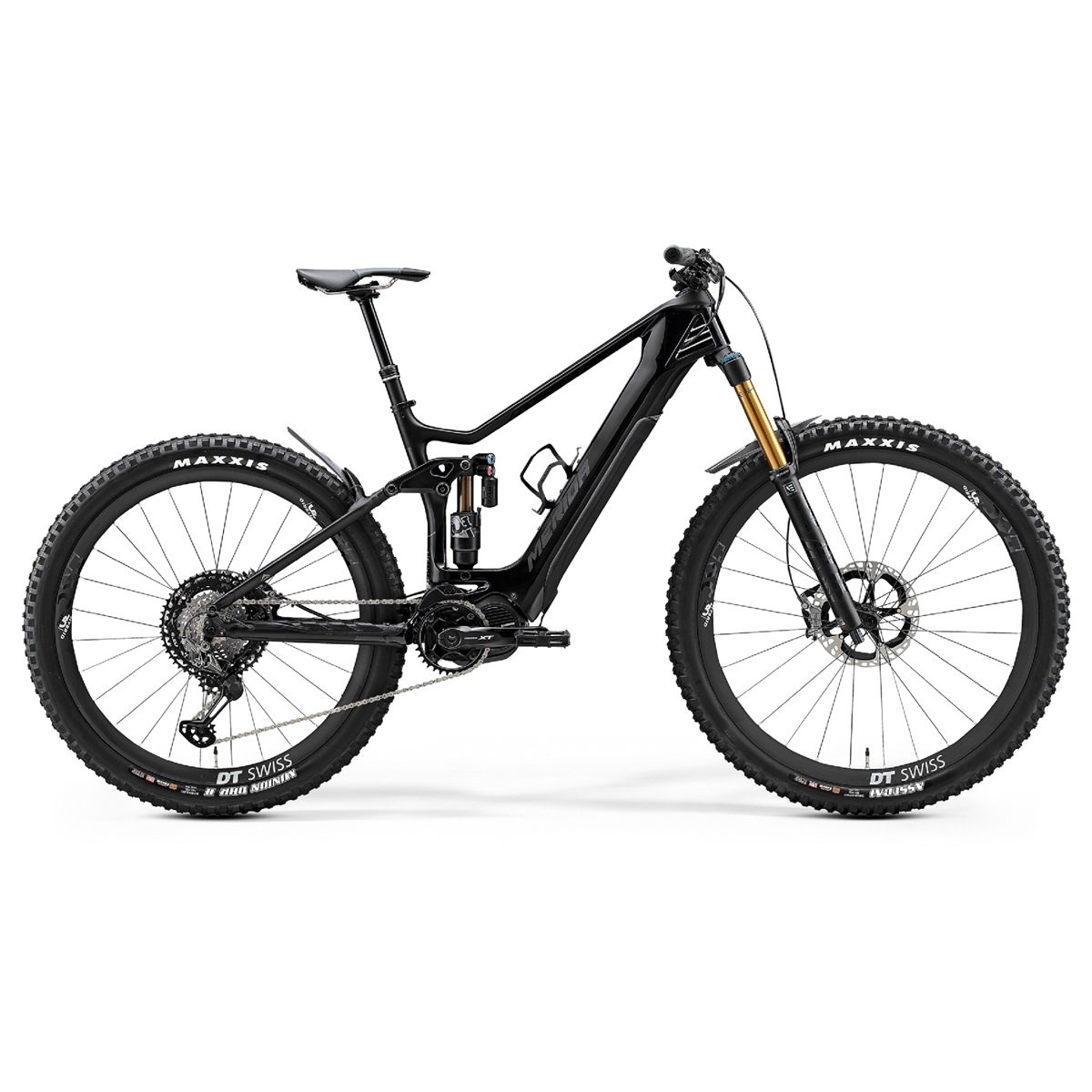 eONE-SIXTY 10K 29/27.5'' 160mm 12s 2x Spare Batteries 504Wh Shimano E8000 Black Size M/44