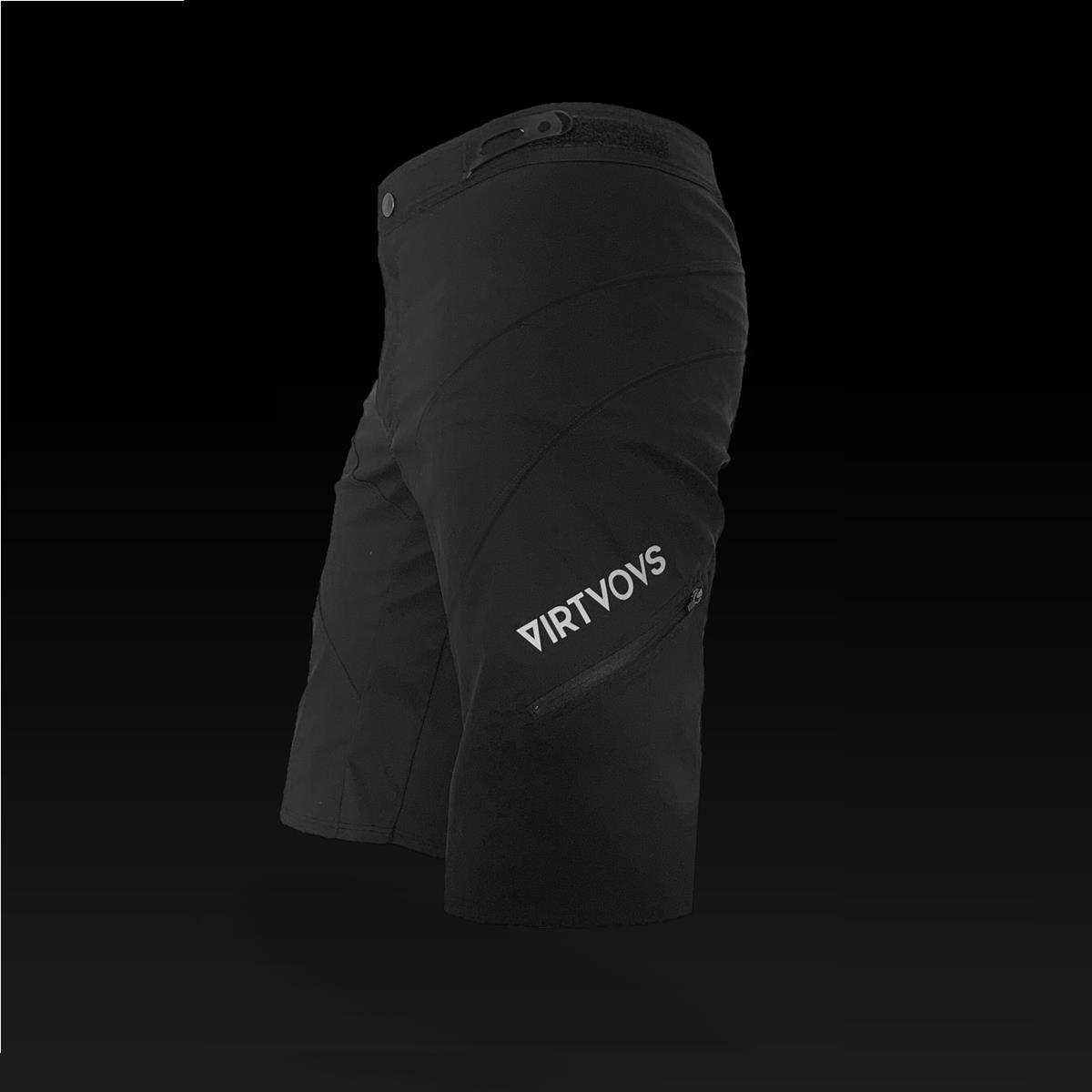 Pantaloncini AM-Lite Short nero taglia XS