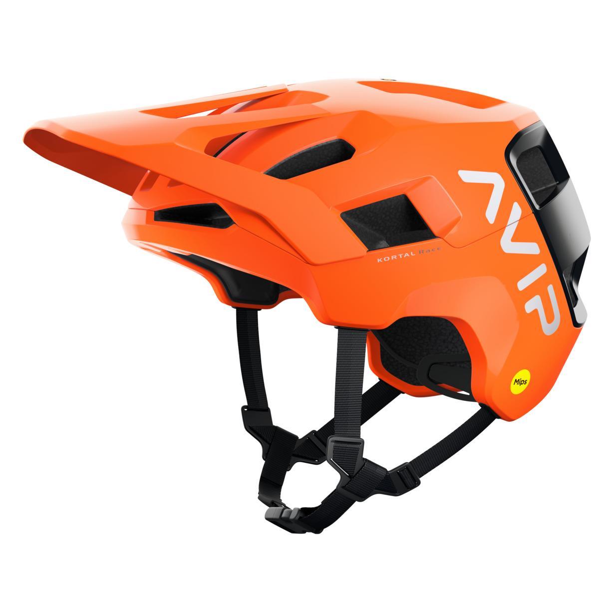Helmet Kortal Race MIPS AVIP Fluorescent Orange size XS-S (51-54)