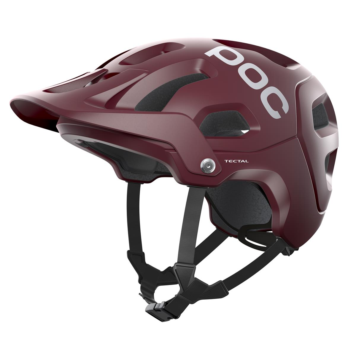 Enduro Helmet Tectal Propylene Red Matt size XS-S (51-54)