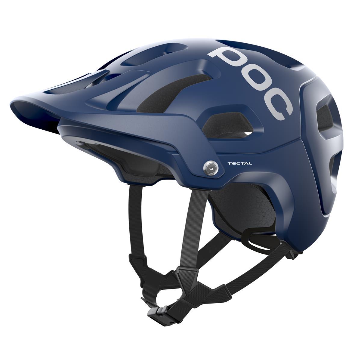 Enduro helmet Tectal Lead Blue Matt size XS-S (51-54)